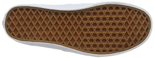Vans Unisex-Erwachsene Authentic Outdoor Fitnessschuhe, Pointure Schwarz ((2-Tone - Pewter/High-Rise))