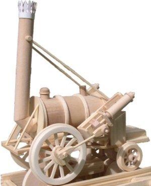 timberkits-stephensons-rocket-model