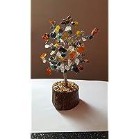 Heilung Kristalle Indien Natur Edelstein Chakra Stein Feng Shui Baum st024825,4cm Zoll 1Stück Multi Color preisvergleich bei billige-tabletten.eu