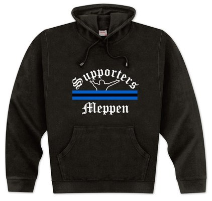 World of Football Kapuzenpulli Supporters-Meppen - XXL