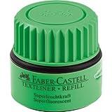 Faber Castell Nachfülltinte für den Textmarker 48 Refill 25ml grün