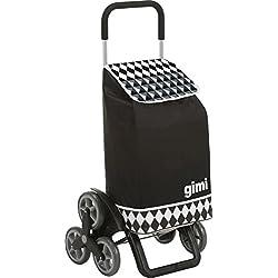 Gimi Tris Optical Noir Poussette de marché
