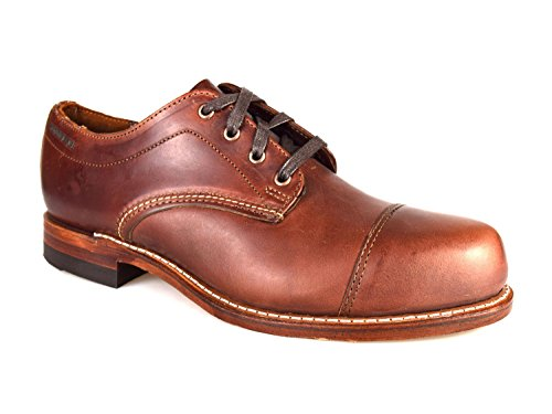 Wolverine Mens Shoe Watson Brown Marron