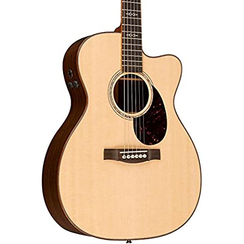 MARTIN & Co. OMCPA1 Chitarra Acustica Orchestral Model Performing Artist Series