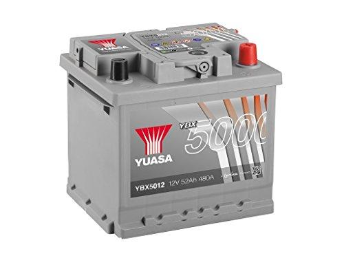 Yuasa YBX5012 Batteria di avviamento ad Alte Prestazioni