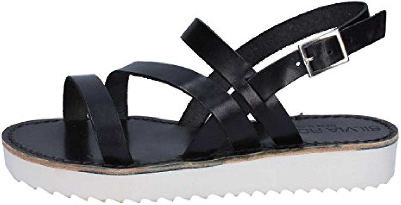 Donna     Uomo SILVIA ROSSINI Sandali Donna Pelle Nero Grande varietà Basso costo Diversi stili e stili | A Prezzi Convenienti  ca45cd