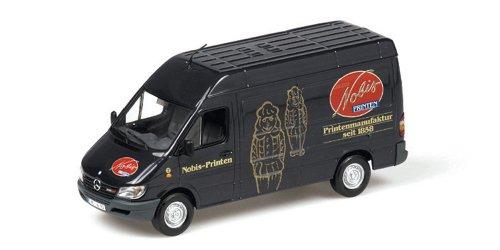 MERCEDES BENZ SPRINTER VAN 2001 NOBIS - 2001 Van