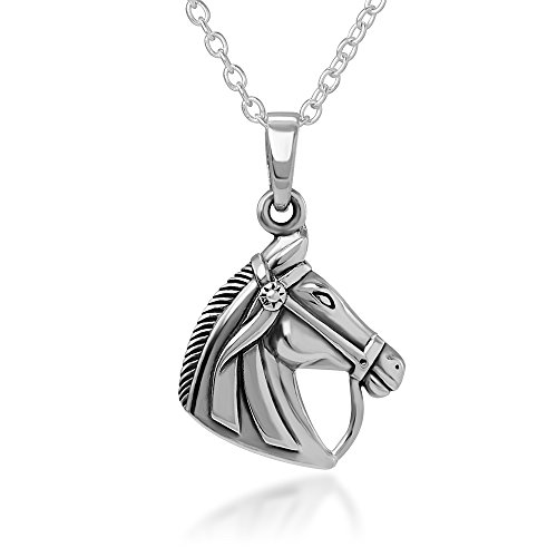 925-sterling-silver-horse-head-animal-pendant-necklace-18
