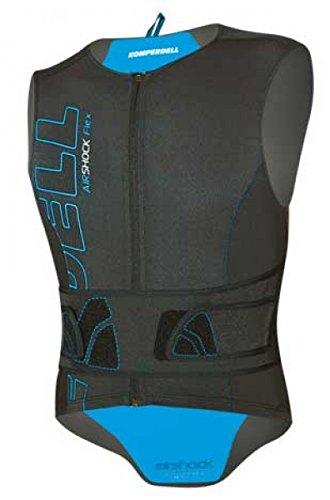 Protezione per uomo Top Komperdell Airshock Fleck Protector Vest with belt