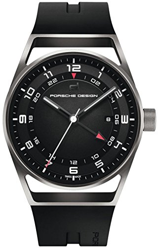 Porsche Design 1919 Globetimer orologi uomo 6020.2.01.001.06.2