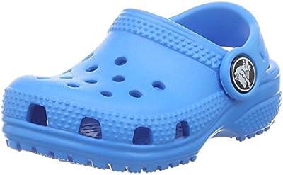 Crocs Classic Clog K Ocean, Zuecos Unisex Niños