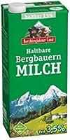 Berchtesgadener Land Haltbare Bergbauern-Milch 3.5% Fett, 1 l