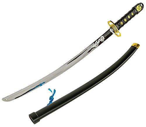 Schwert Säbel Messer Ninjaschwert 70cm (Spielzeug Messer Und Schwerter)