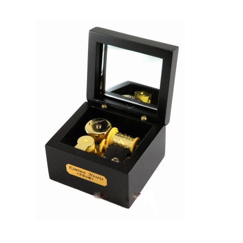 18-note-wind-up-musical-movement-wooden-musical-box-play-always-with-me-from-the-spirited-away-black