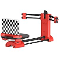bq Ciclop DIY 3D - Escáner 3D, color rojo