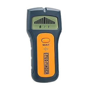 3 en 1 detector de metales pared profesional,detectores de metales stud finder wall scanner Buscador para cables y tuberias Espárragos de madera Voltaje de CA Live Wire