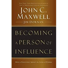 Becoming a Person of Influence