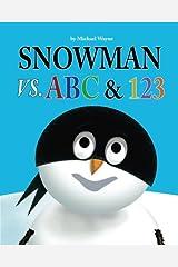 Snowman vs. ABC & 123 Taschenbuch