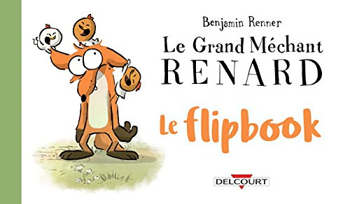 Grand méchant renard - Le flipbook
