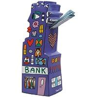 Preisvergleich für Goebel 26100057 James Rizzi Spardose - My Pointy Piggy Bank