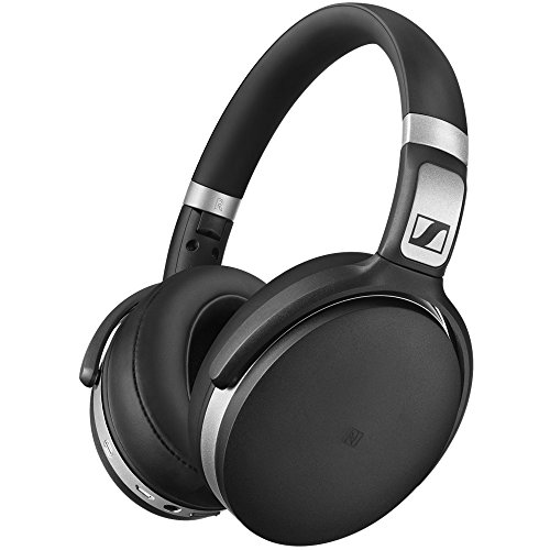 Sennheiser HD 4.50 BTNC Cuffia Wireless, Chiusa, Microfonica con Bluetooth, Nero