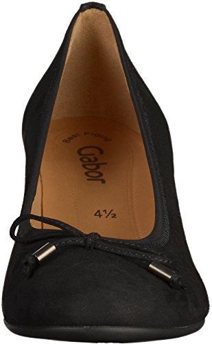 Gabor45.486 - Scarpe con Tacco Donna Nero (nero)