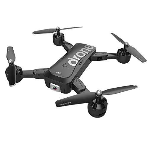 2.4G WIFI FPV 1080P / 4K HD Doppelkamera RC Drohne tragbar Faltbar Selfie Drohne Live Übertragung Weiter Winkel RC Quadrocopter mit Gestenfotografie / Höhenlage halten / Headless Modus für Erwachsene