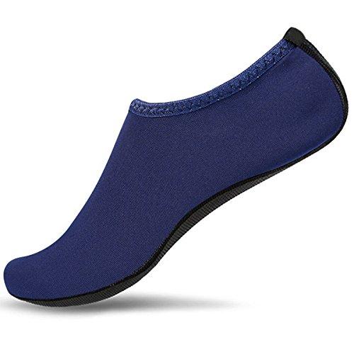 SUADEX Unisex Hombre Mujer Zapato de Agua Zapatos de Playa natación Surf Escarpines Calzado de Playa Piscina Para Niño Niña