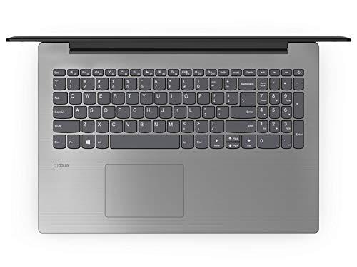 Lenovo Ideapad 330 Intel Celeron 3867U 15.6 inch HD Laptop ( 4GB RAM / 1 TB HDD / Windows 10 Home / Onyx Black / 2.2Kg), 81DE02YMIN Image 5