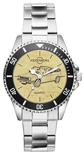 KIESENBERG Uhr - Geschenke für VW Golf 1 Cabrio Fan 20402