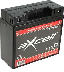 Batterie 12V 51913 Axcell SLA (Prête à monter)