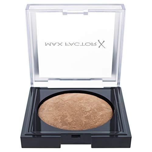Max Factor Cream Bronzer Light Gold 05 - Bronzing Powder für einen sonnengeküssten Glow - natürlicher Bräunungseffekt durch Farbnuancen - 1 x 3 g - Gold Bronzer