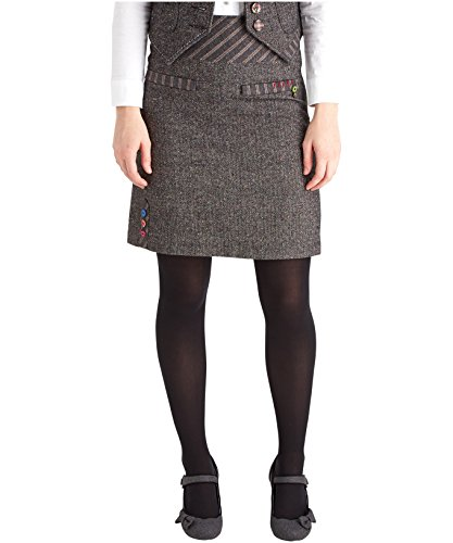 Joe Browns Women's Tweed A-Line Skirt (18), used for sale  Delivered anywhere in UK
