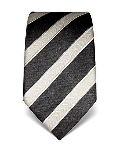 vb-cravatta-uomo-seta-a-righe-molti-colori-disponibili-anthracite-taglia-unica
