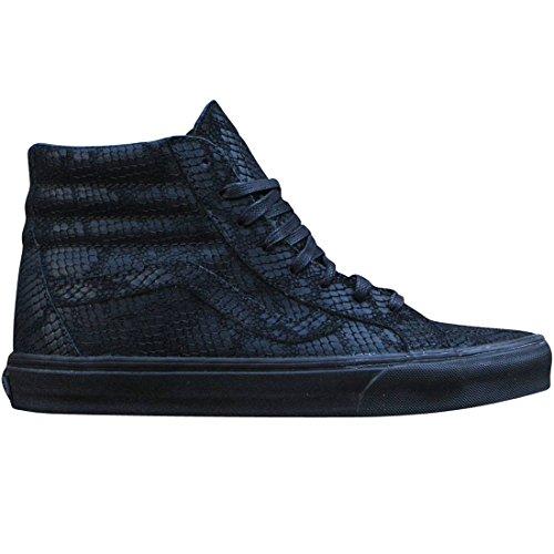 Chaussures Vans U Sk8-Hi Reissue Dx - Reptile Black-Noir Noir