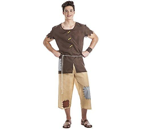 Bettler Kostüm Mittelalter - Zzcostumes Mittelalterlicher Bettler -