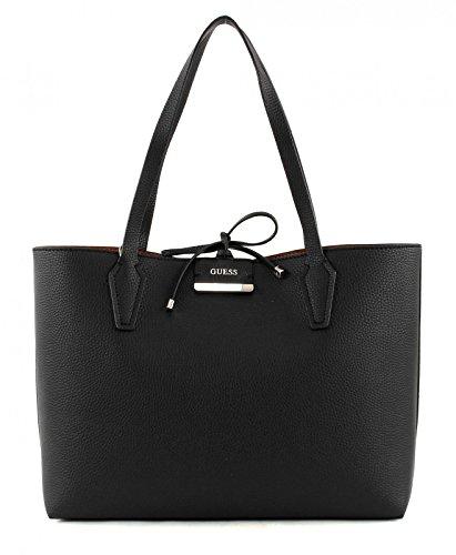 guess-damen-hwvg6422150-shopper-schwarz-black-multi-15-x-22-x-32-cm