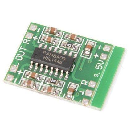 5-PCS-Digital-DC-5V-Carte-dAmplificateur-Classe-D-23W-USB-Power-Mini-PAM8403-Audio-Module