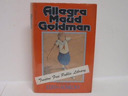 Title: Allegra Maud Goldman