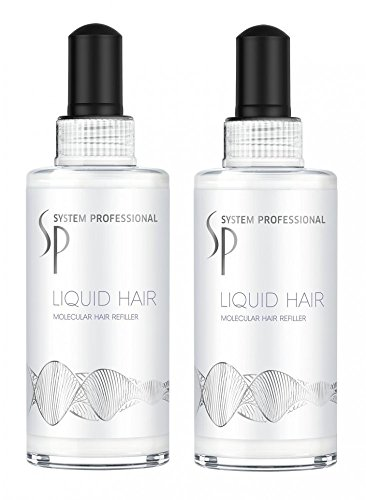 Wella System Professional Liquid hair 100ml - trattamento riparatore kit 2 pezzi