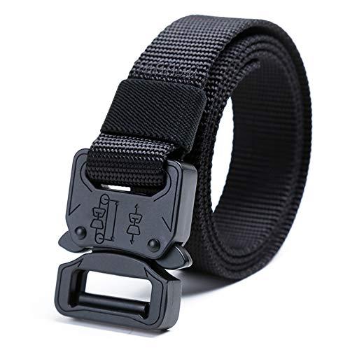 Zwl cintura regolabile tela di nylon anti-corrosione non inquinante resistente all'usura tattiche militari applicabili prestazioni per bambini,black