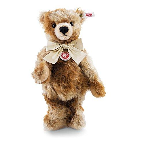 Steiff 021404 Cinny Teddybär braun gebatikt 5-fach gegliedert 30 cm