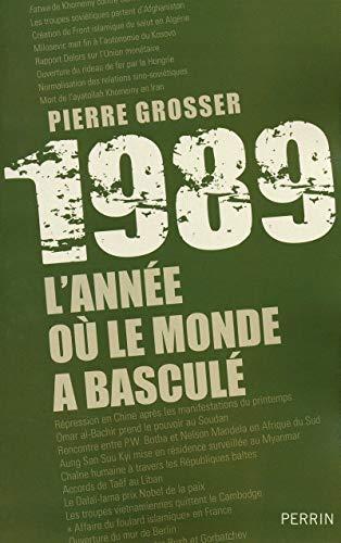 1989 par Pierre GROSSER