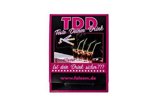 TDD - Ko-Tropfen Schnelltest 5 Packl