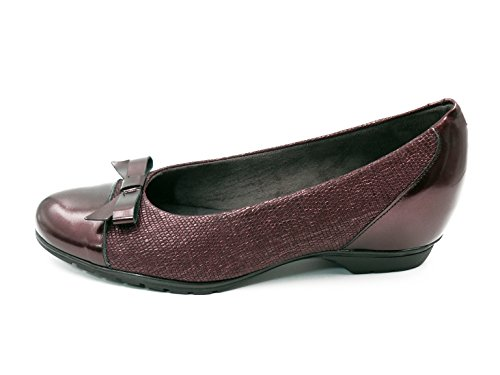 PITILLOS Donna scarpe Bordeaux