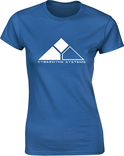 ai-corporation-mesdames-t-shirt-imprim-bleu-blanc-m-82-86cm