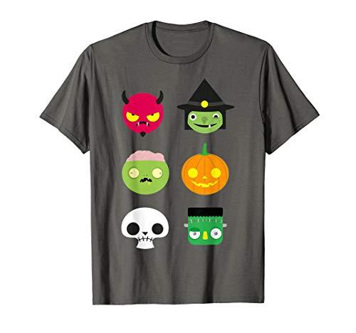 Halloween Kostüm Emoji Set Niedliches Familiengeschenk - Niedliche Kostüm Für Brüder Und Schwestern