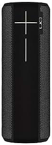 UE BOOM 2 Lautsprecher (Bluetooth, Wasserdicht, Schlagfest) schwarz: Logitech
