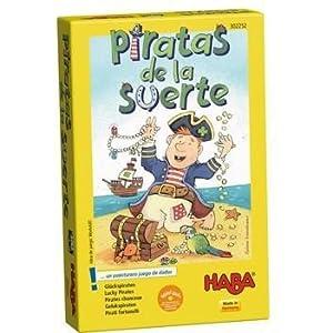 Haba – Piratas de la Suerte – ESP (302252)