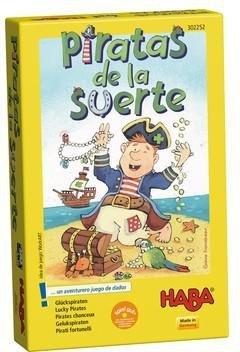 HABA- Piratas de la Suerte 302252